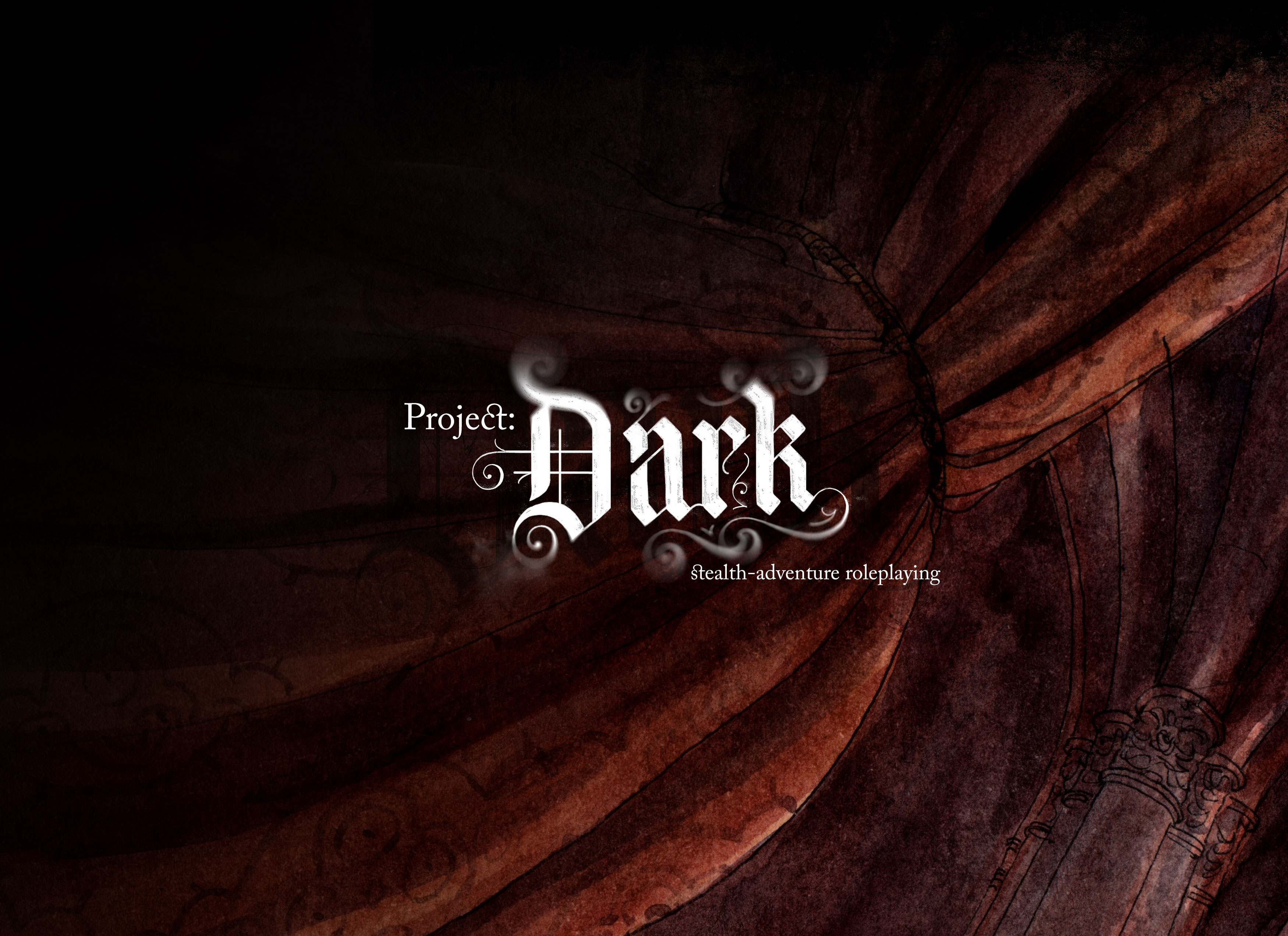 Dark Cover Graphic